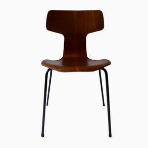 Hammer Chair von Arne Jacobsen für Fritz Hansen, 1960er