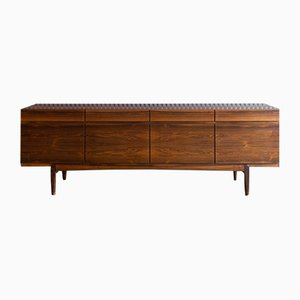 Model 66 Rosewood Sideboard by Ib Kofod-Larsen for Faarup Møbelfabrik, 1960s