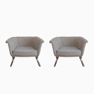 Lounge Chairs by Geoffrey Harcourt for Antifort, 1960s, Set of 2