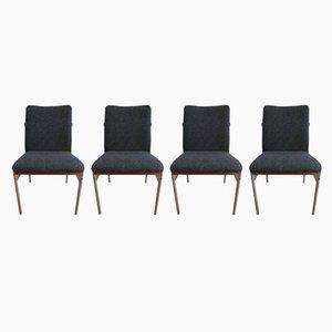 Esszimmerstühle aus Palisander von Fristho, 1960er, 4er Set