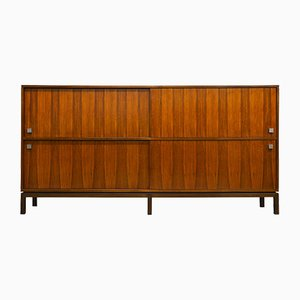 Rosewood Highboard by Alfred Hendrickx for Belform, 1960s