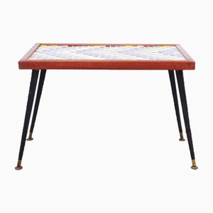 Mosaic Side Table, 1970s