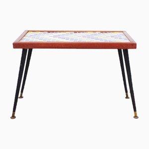 Tavolino con mosaico, anni '70