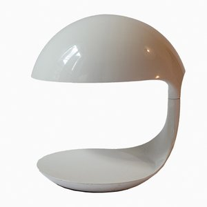 Cobra Table Lamp by Elio Martinelli for Martinelli Luce, 1960s