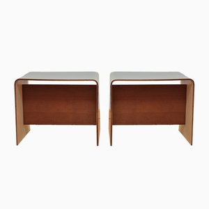Nightstands by Pierre Guariche for Negroni SA, 1960s, Set of 2