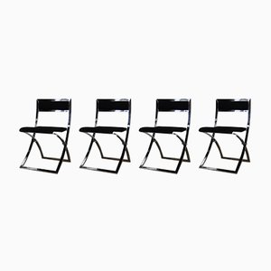 Vintage Luisa Chairs by Marcello Cuneo, Set of 4