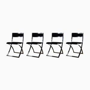 Vintage Luisa Stühle von Marcello Cuneo, 4er Set