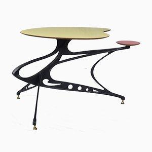 Tavolino scultoreo, Italia, anni '50