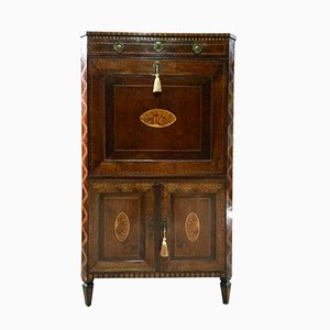 Antique Secretaire Abattant