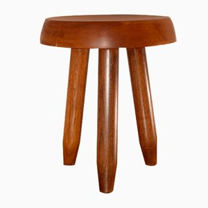 Stool by Charlotte Perriand for Steph Simon, 1950s