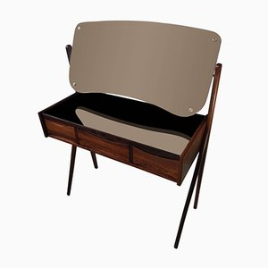 Rosewood Vanity Unit by Arne Vodder, 1960s