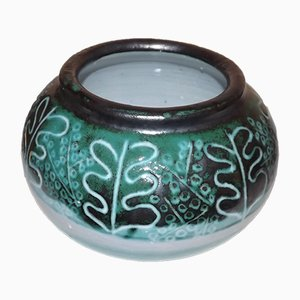 Mid-Century Ceramic Vase by Boleslaw Danikowski