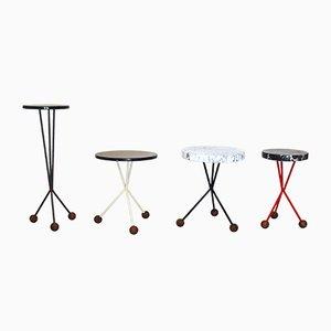 Table en Marbre par Cellule Creative Studio pour Misia Arte