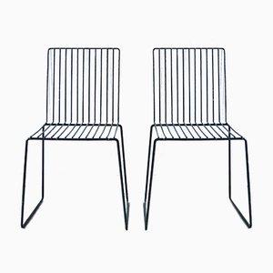 Vintage Stühle von François Arnal für Atelier A, 1970er, 2er Set