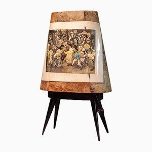 Italienischer Barschrank von Aldo Tura, 1950er