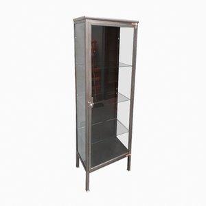 Industrieller Vintage Apothekenschrank
