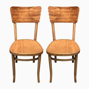 Side Chairs from Radomsko, 1960s, Set of 2
