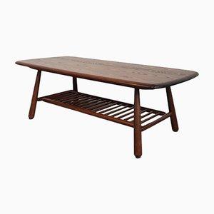 Table Basse Vintage par Lucian Ercolani pour Ercol