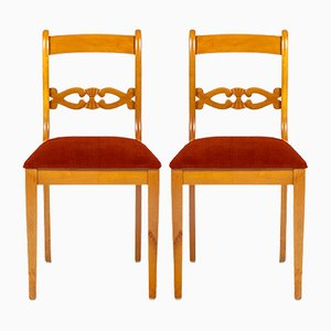 Customizable Swedish Chairs, 1970s, Set of 2