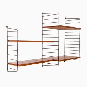 Wall Shelf by Kajsa & Nils Nisse Strinning, 1960s