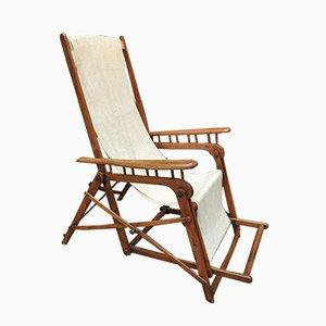 Chaise longue vintage di ASCA, anni '20