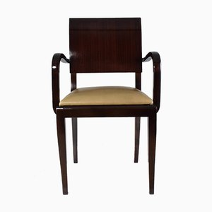 Vintage French Art Deco Chair, 1940s