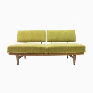 Sofá cama Antimott Stella de Knoll, años 50