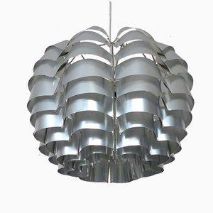 Lampada a sospensione Orion di Max Sauze, anni '60