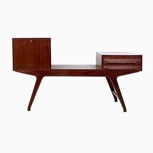 Mahogany Cabinet by Ico & Luisa Parisi, 1950s