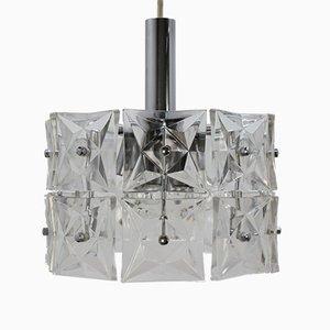 Lámpara colgante de Kinkeldey, años 70