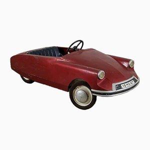 Macchina a pedali Citroën DS vintage di Tri-ang