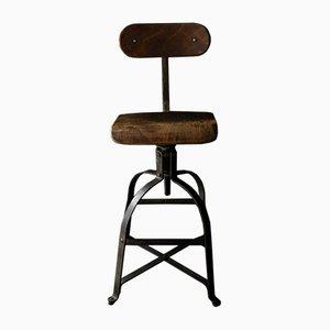 Chaise Pivotante Vintage de Bienaise