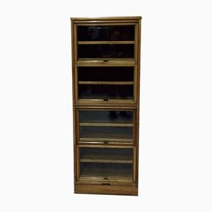 Oak Display Cabinet by Courtney Pope, 1950s