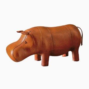 Petite Ottomane Hippo par Dimitri Omersa, 1980s