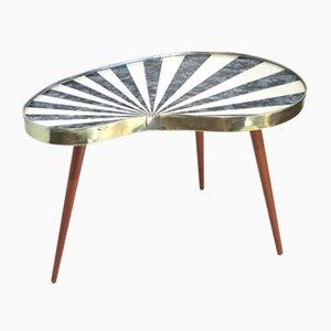 GDR Kidney Table, 1950s