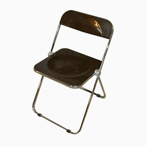 Vintage Folding Chair by Gian Carlo Piretti for Anonima Castelli
