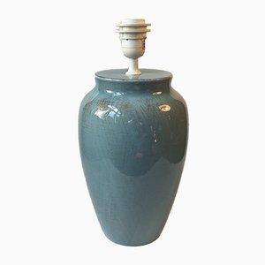 Ceramic Table Lamp from Vitrika & Junge, 1970s
