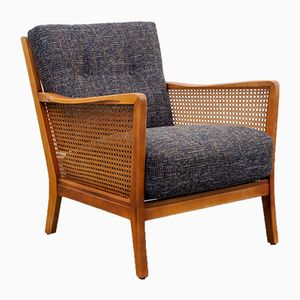 Armchair with Viennese Weave, 1950s