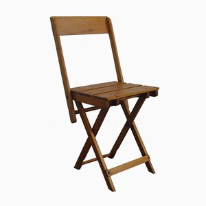 German Children's Folding Chair by E.A.Neather, 1920s