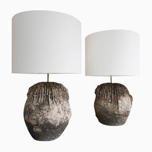 Lámpara italiana de cerámica de Gallery 64/65, 2018