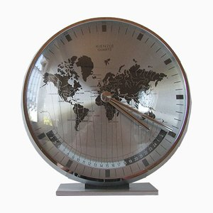 Horloge par Heinrich Möller pour Kienzle International, Allemagne, 1950s