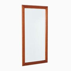 Espejo con marco de teca, años 60
