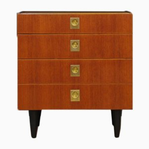 Mid-Century Teak Chest of Drawers by Kai Kristiansen for Aejm Mobler, 1960s