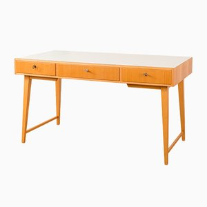 Mid-Century Schreibtisch von WK Möbel, 1950er