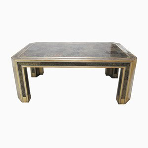 Vintage Brass Table by Romeo Rega