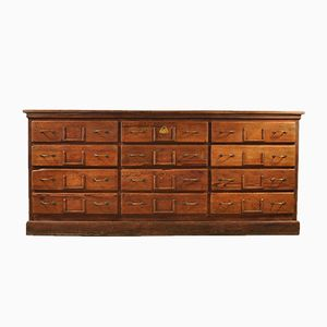 Pine Chest of Drawers, 1900s