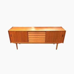 Mid-Century Trio Sideboard by Nils Jonsson for Troeds