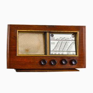 Radio Bellevue Bluetooth vintage de Charlestine, 1937