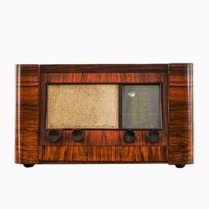 Vintage Grammont 116 Radio Bluetooth Speaker from Charlestine, 1939