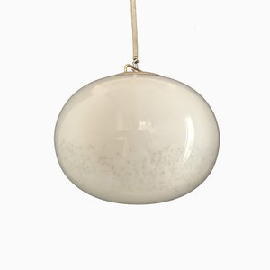 Murano Globe Pendant from Vistosi, 1970s
